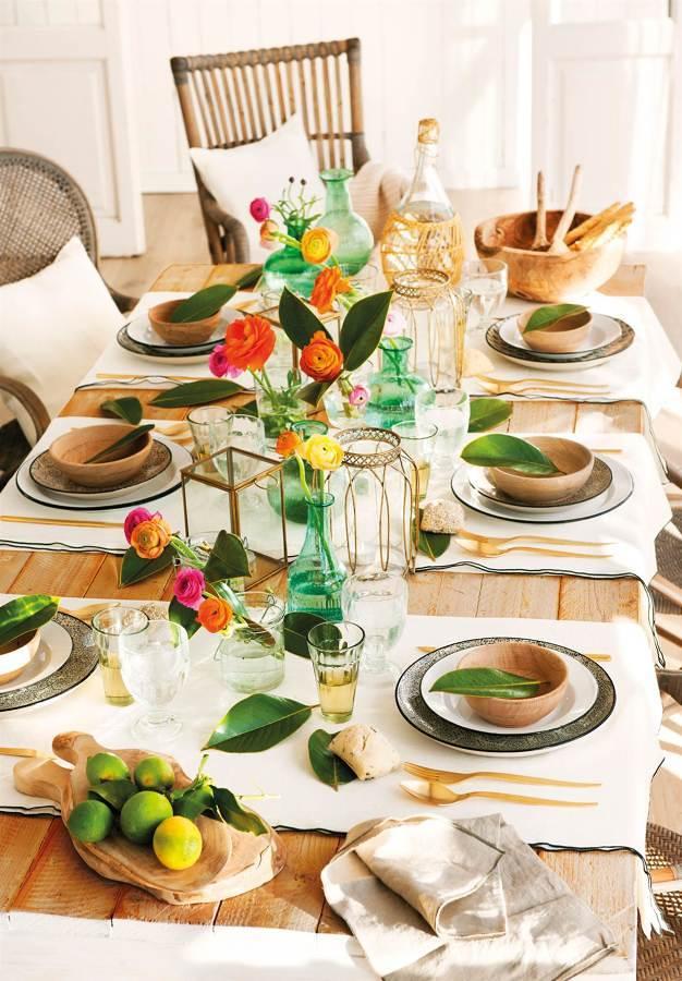 mesa cena