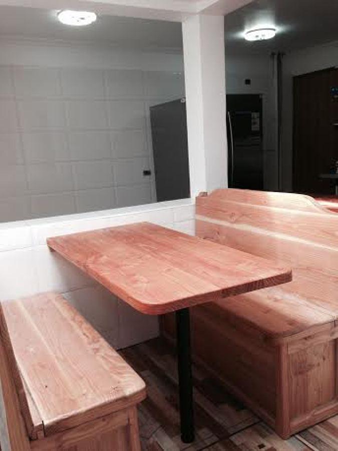 Remodelacion de casa en parcelaci n de colina ideas for Comedor de diario sodimac