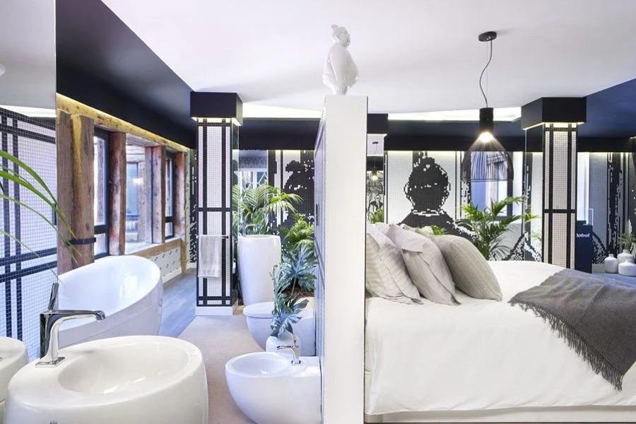 Métodos para separar dormitorios del resto de espacios