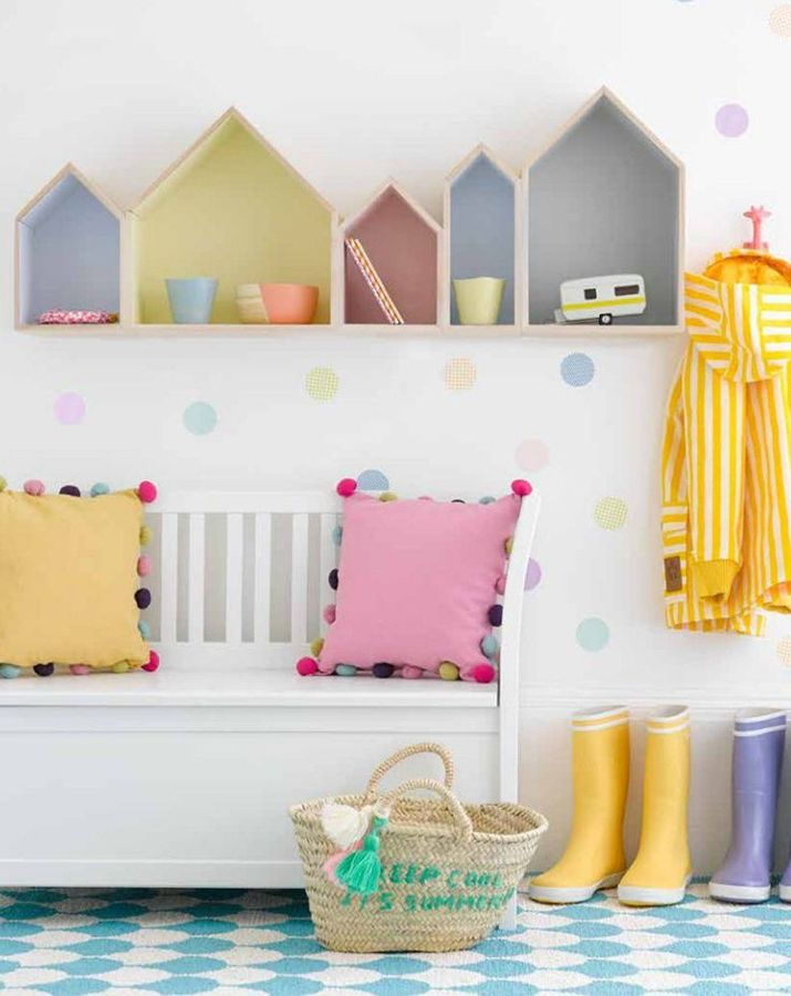 Módulos para muebles infantiles