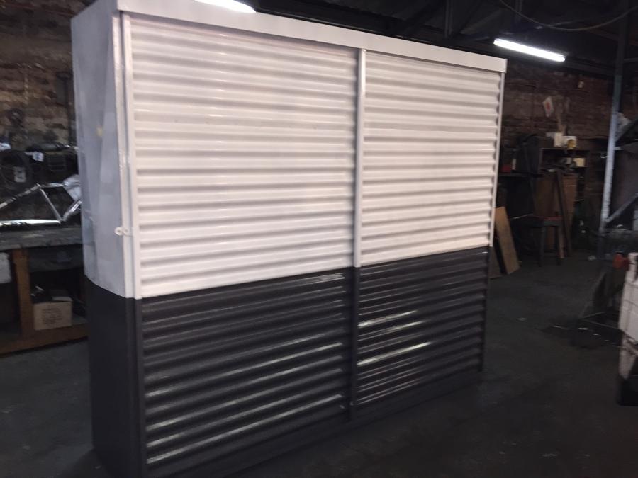 Mueble armario para garage ideas carpinter a met lica - Muebles para garage ...