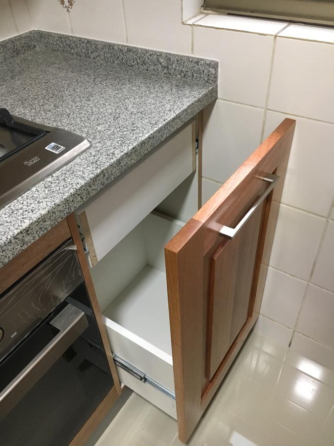 Trabajos realizados ideas carpinteros for Cubierta cocina