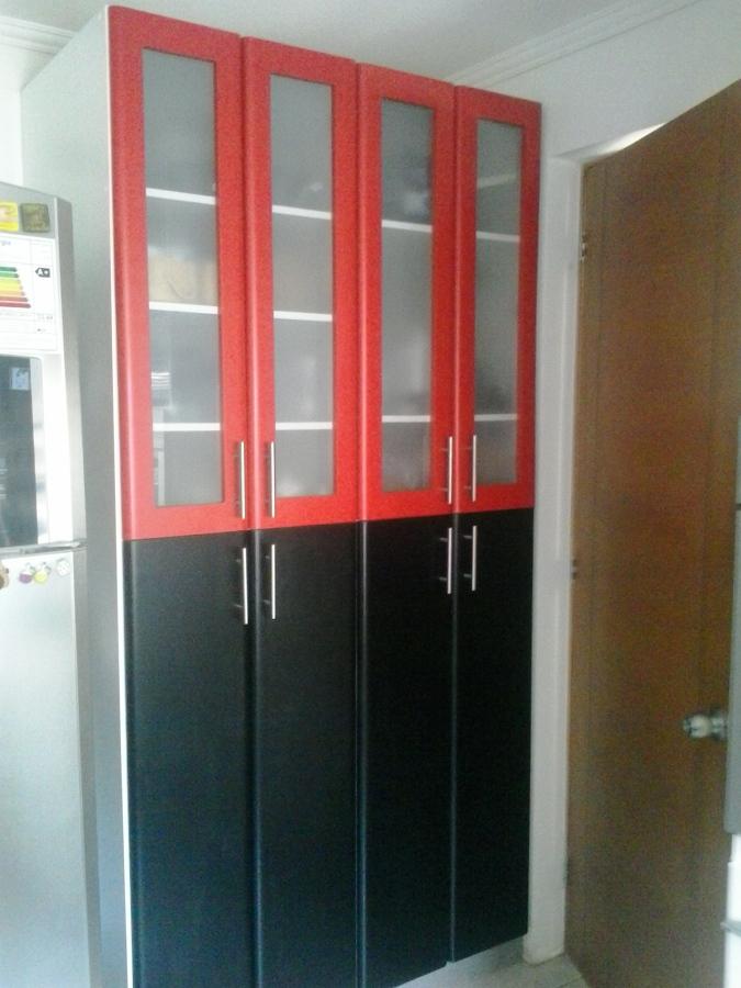 Foto mueble cocina puertas postformada puerta - Puertas mueble cocina ...