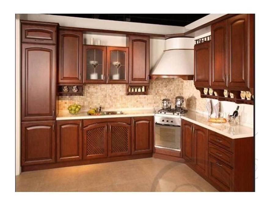 Foto: Mueble de Cocina en Maderas Nobles de Jeconstrucciones #68470 ...