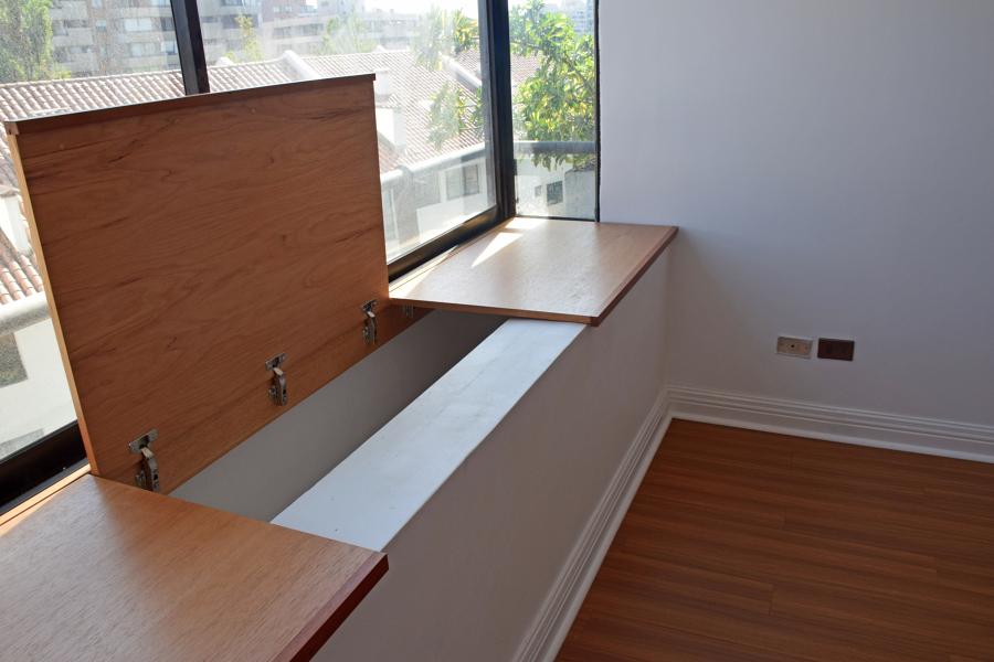Mueble dormitorio principal.