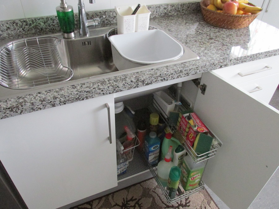 Bilbao providencia ideas remodelaci n cocina for Lavaplatos para esquinas
