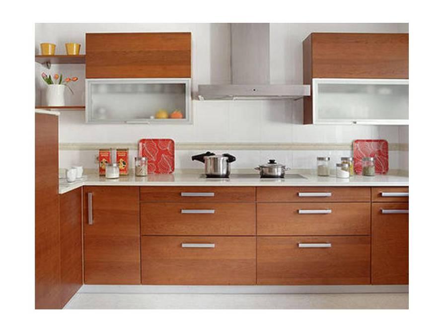 Foto mueble linea plana de jeconstrucciones 68468 for Muebles cocina modernos fotos