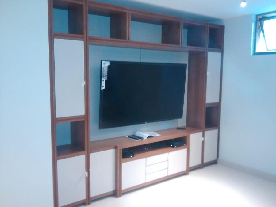 Muebles Rack : Foto mueble rack tv de fábrica muebles p j