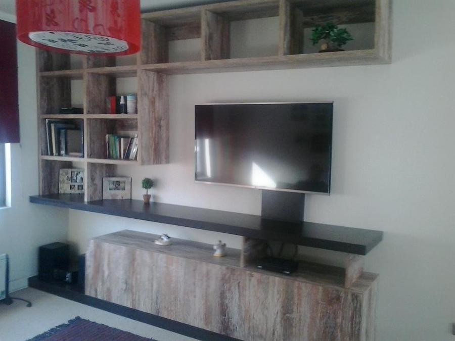 Mueble tv , diseño a gusto del cliente