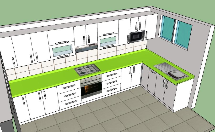 Muebles de cocina dise o exclusivo ideas remodelaci n casa - Precios muebles de cocina a medida ...
