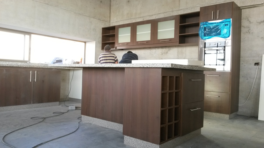 Foto Muebles de Cocina de Hm Construccion #129727  Habitissimo