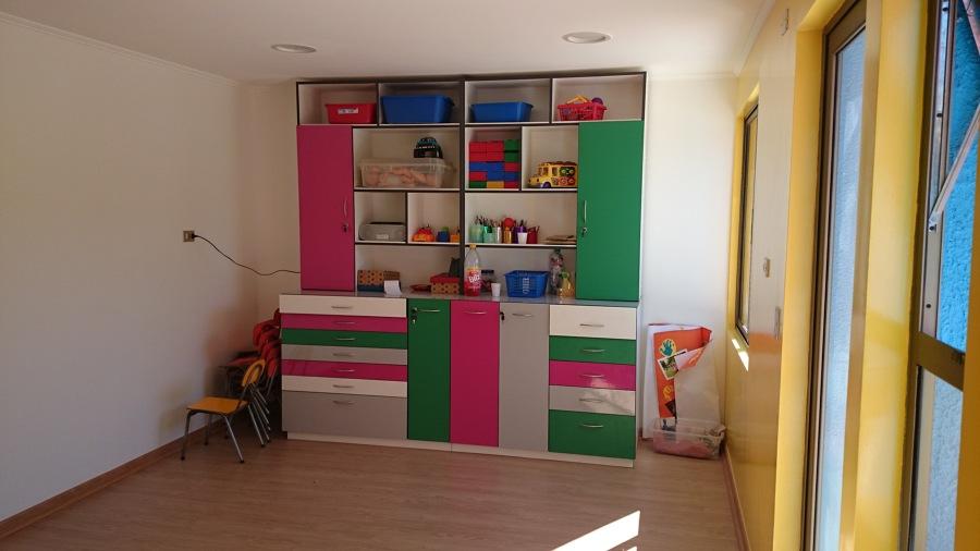 Foto muebles jardin infantil de ceerre dise os 62608 for Diseno de interiores que se necesita