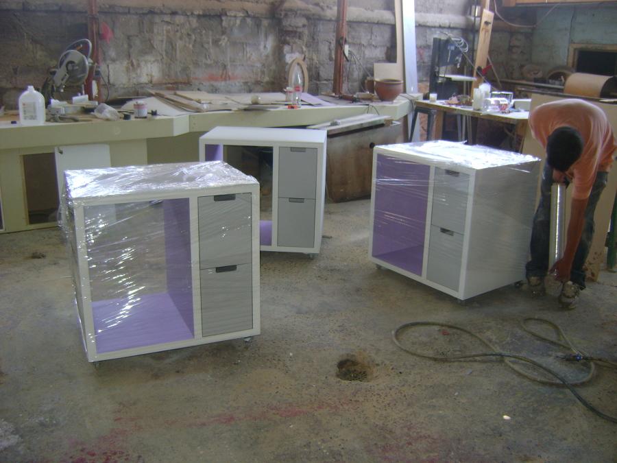 Fabricacion y Diseño Mobiliario Especial  Ideas Carpinteros