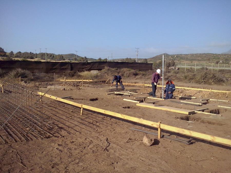 nivelacion de fondo de fundaciones