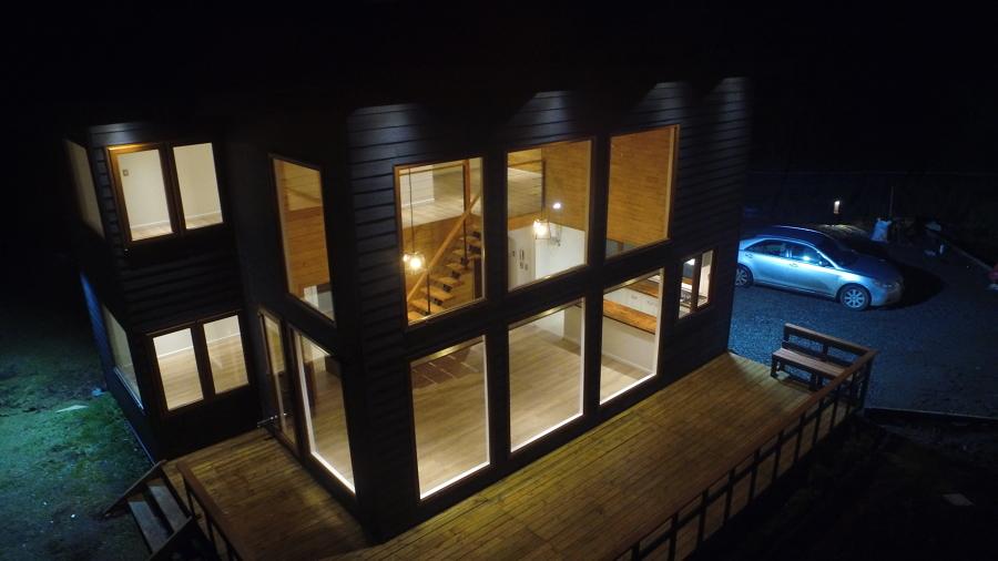 Nocturna Terraza