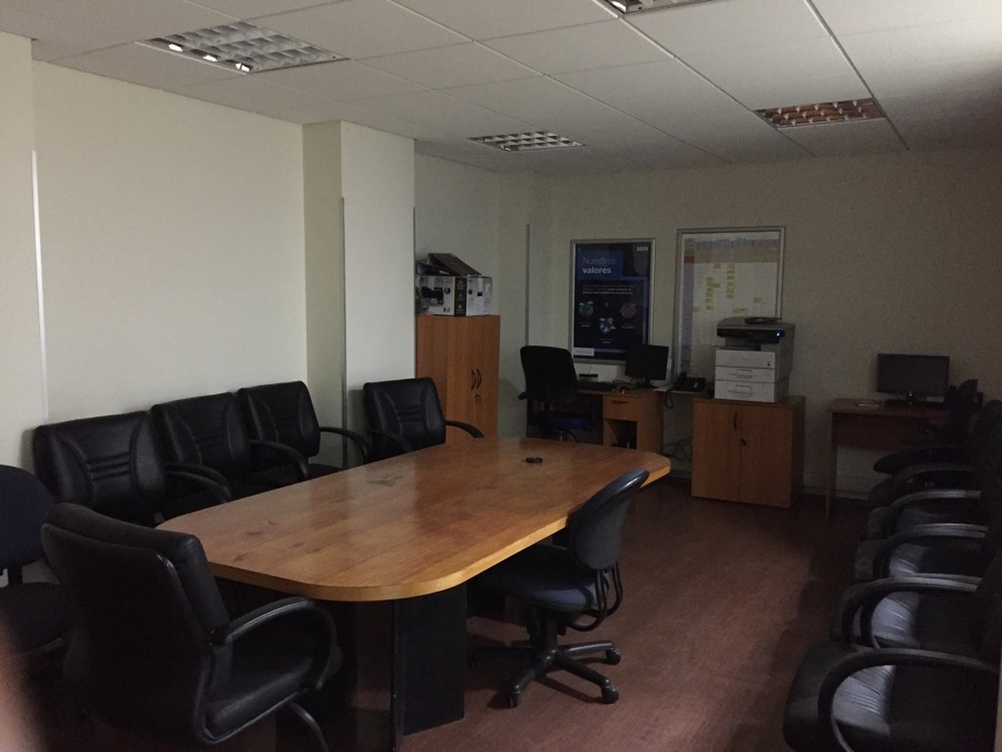 Oficina de reuniones