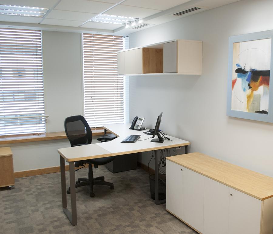 Remodelaci n integral oficinas gerenciales ideas for Remodelacion oficinas