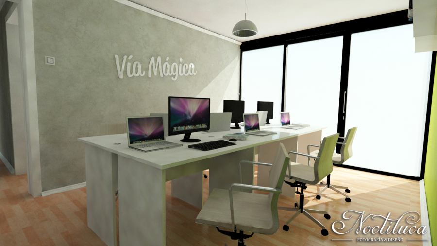 Oficina Via Magica