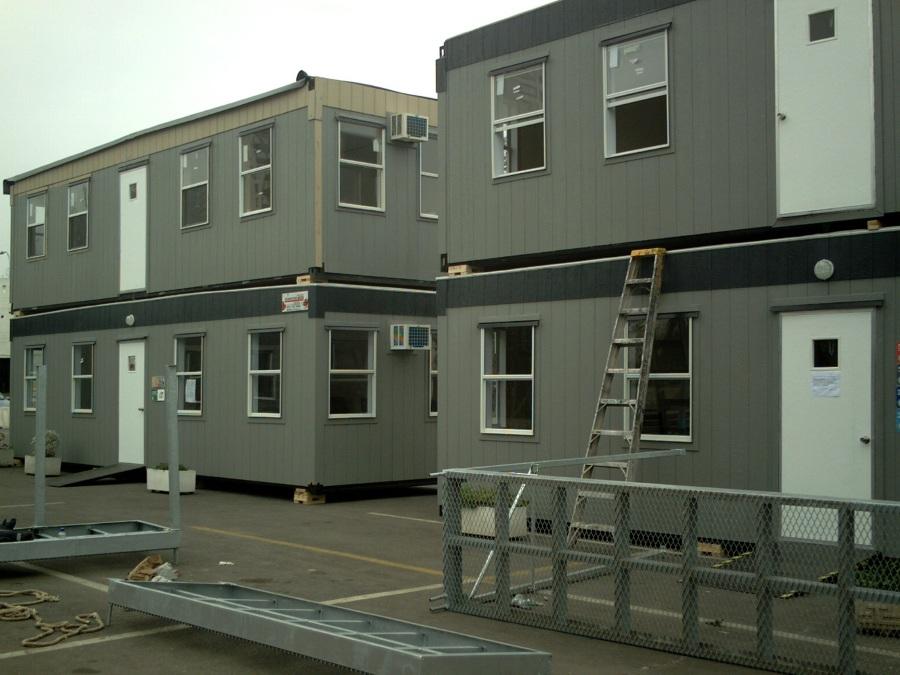 Oficinas modulares ideas construcci n casa for Construccion de oficinas modulares
