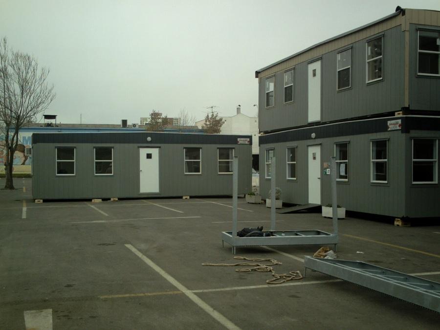 Oficinas modulares ideas construcci n casa for Oficinas modulares