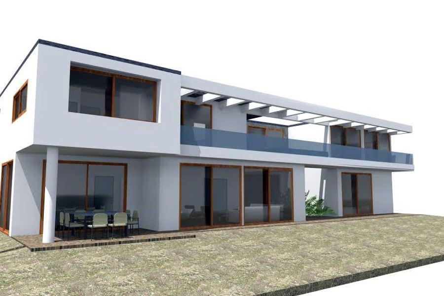Foto orientaci n norte de la casa de worc arquitectos - Orientacion casa ...