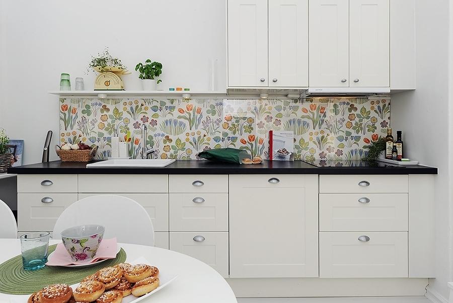 Foto papel mural cocina 184680 habitissimo - Papel pared cocina ...