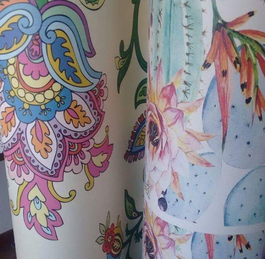 Papeles murales Afortunada Home Decor