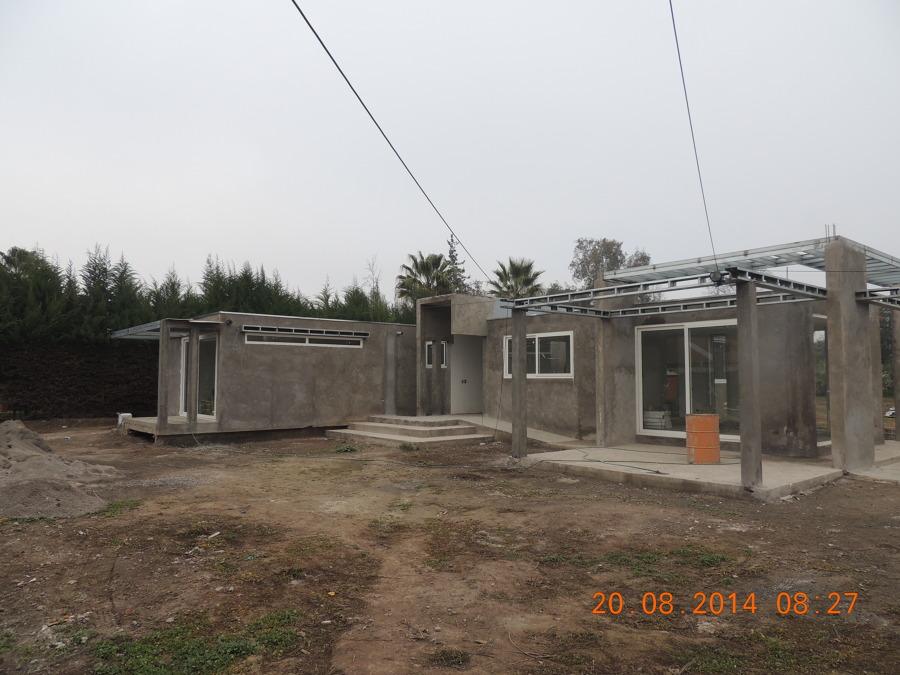 Parronales de nos 30 ideas construcci n casa - Proyectos para construir una casa ...