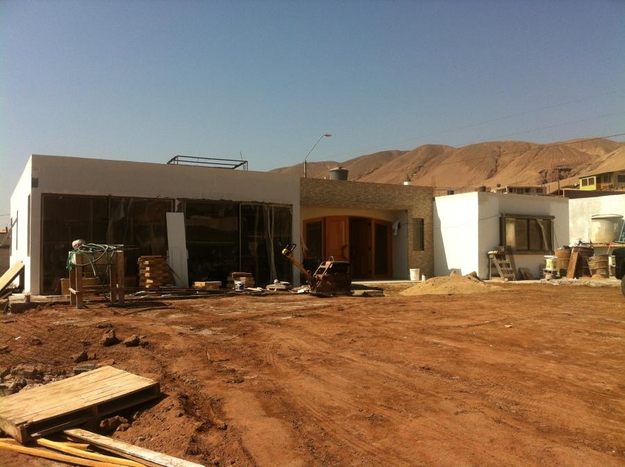 Casa el huascar antofagasta ideas construcci n casa - Proyectos de construccion de casas ...