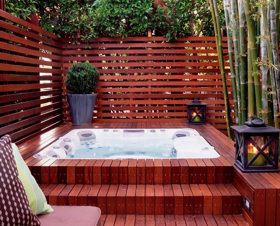 Aprovecha al m ximo tu patio o terraza ideas jardineros for Patios pequenos con jacuzzi