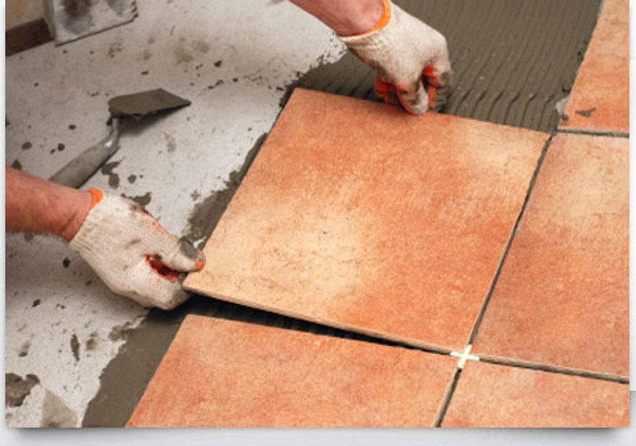Foto pegado de ceramica de dynamik construcciones ltda - Fotos de ceramica ...
