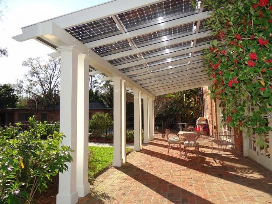 P rgolas bioclim ticas disfruta de tu terraza en - Terrazas con pergolas ...