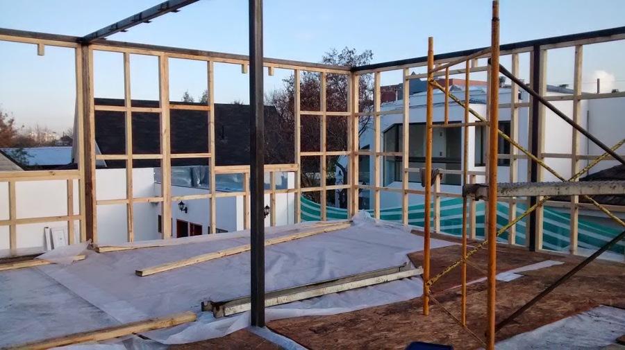 Remodelaci n y ampliaci n segundo piso ideas for Materiales para hacer un piso