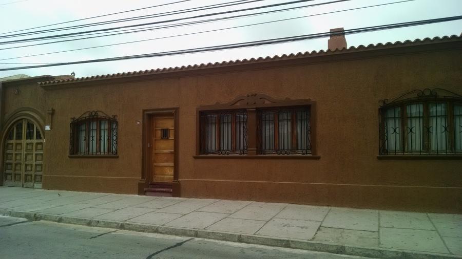 Pintura de fachada casa sector casco hist rico ideas - Pintura para fachada ...