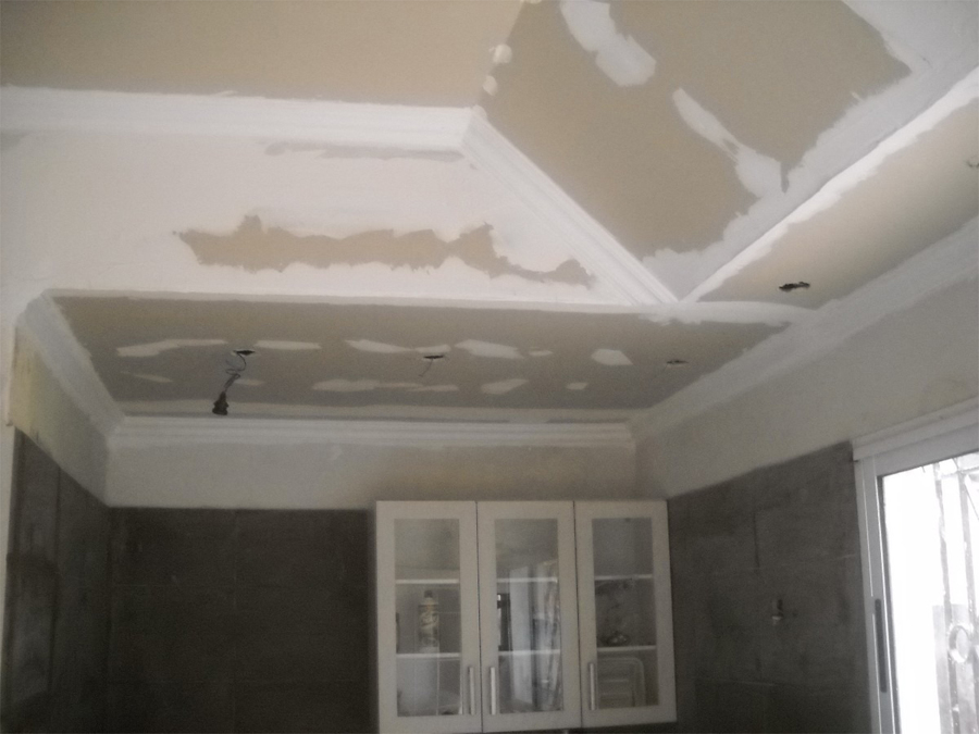 pinturas de casa interior