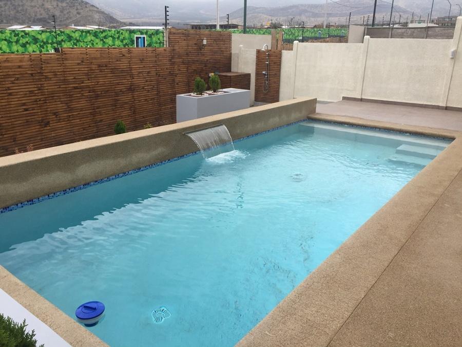 Foto piscina de nsarquitectura y paisajismo 131183 for Paisajismo para piscinas