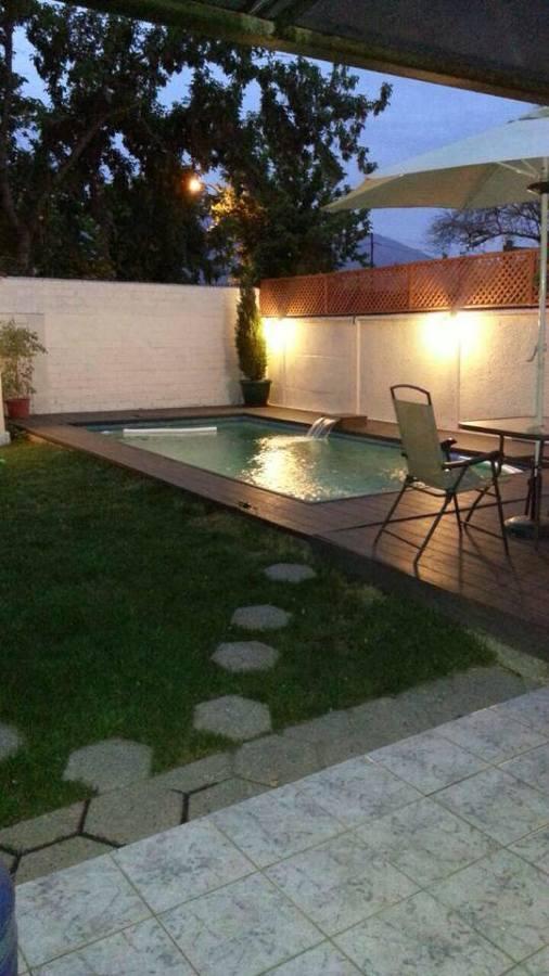 Construcci n de piscina 8x4 ideas construcci n piscina for Piscina 8x4 precio