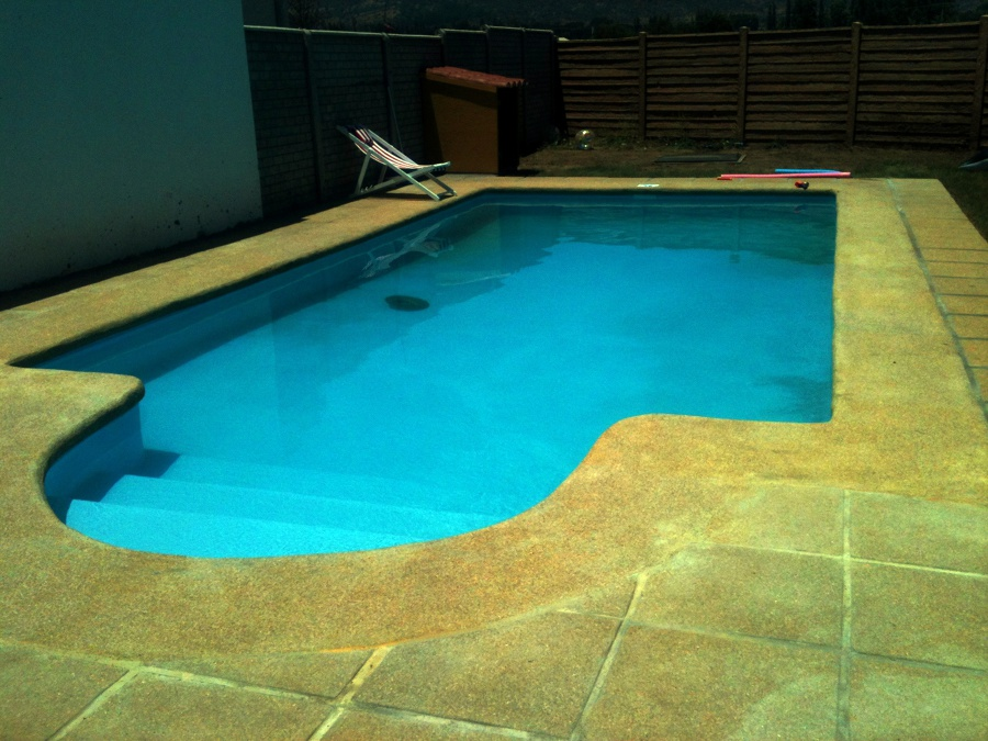 Foto piscina de 4x8 de tbm 22295 habitissimo for Piscina 8 metri x 4