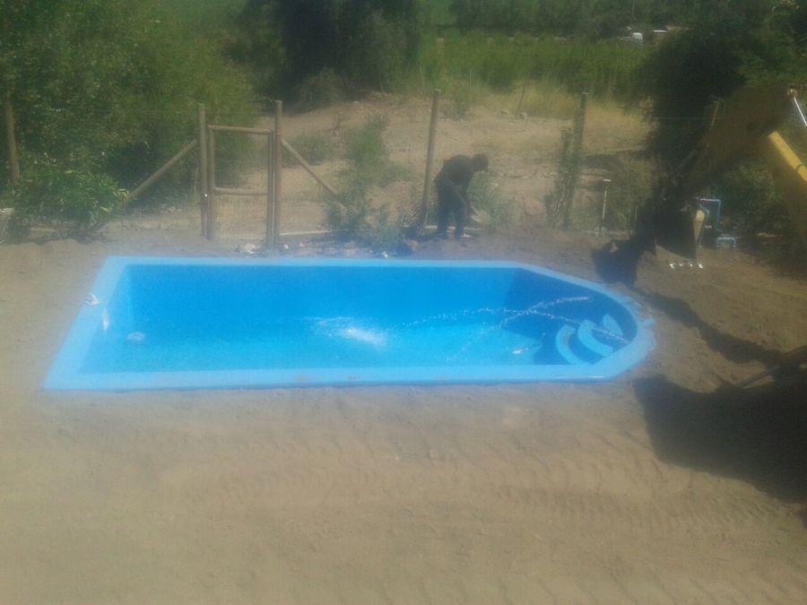 Piscina fibra de vidrio piscina de polister y fibra de - Piscinas de fibra ...