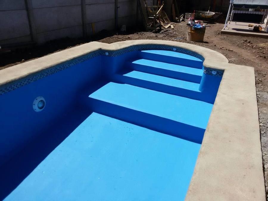piscina en proceso