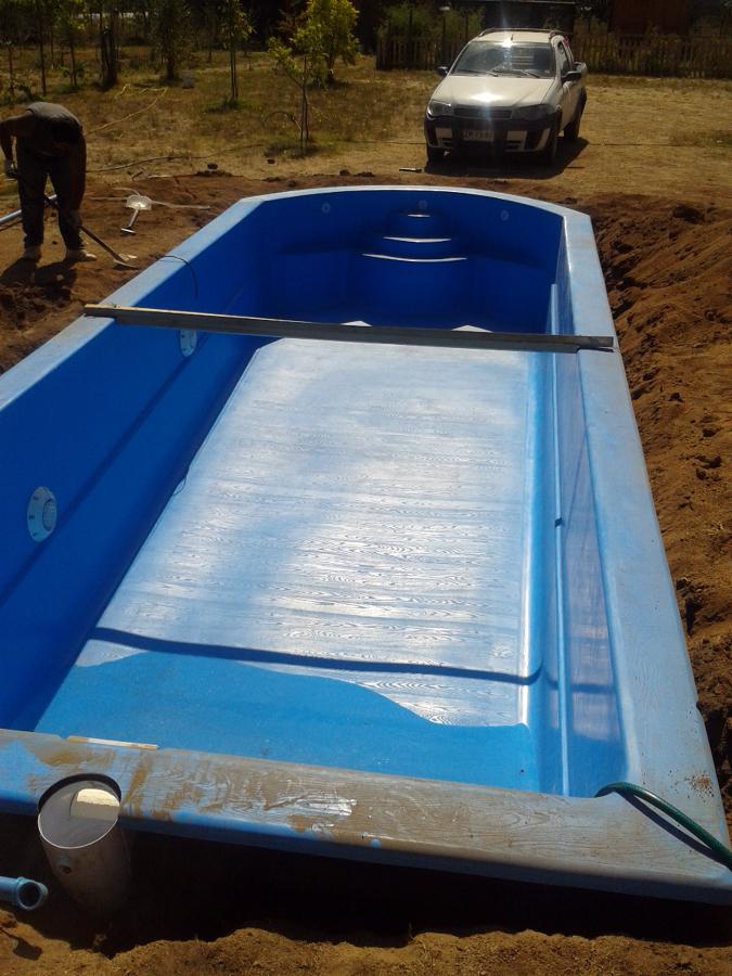 Modelo de piscina piscina mega modelo altantic spa for Costo piscina fibra de vidrio