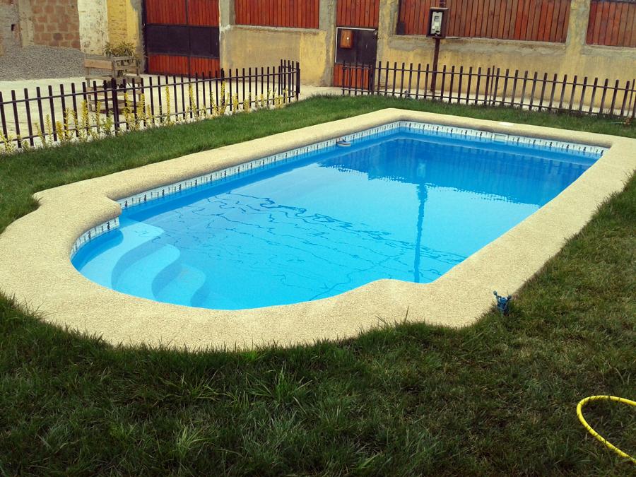 Picinas de fibra piscinas casetas de jardin with picinas - Piscinas de fibra ...