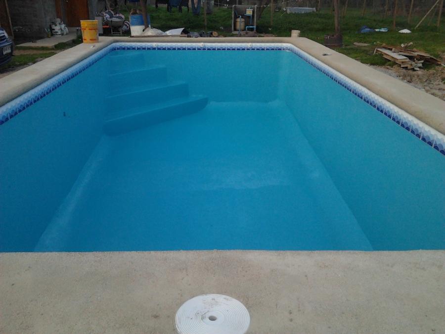 Foto piscina rapel de fcm 77342 habitissimo for Piscina cubierta linares
