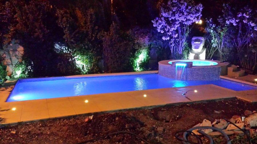 Piscina 8x4 mt chicureo ideas construcci n piscina - Costo piscina 8x4 ...