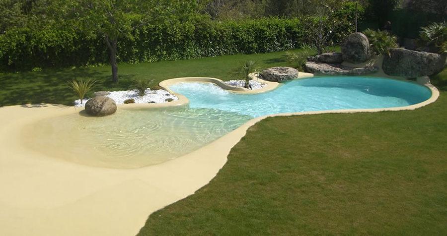 Piscinas de arena conoce los detalles de esta nueva for Construccion de piscinas de arena en argentina