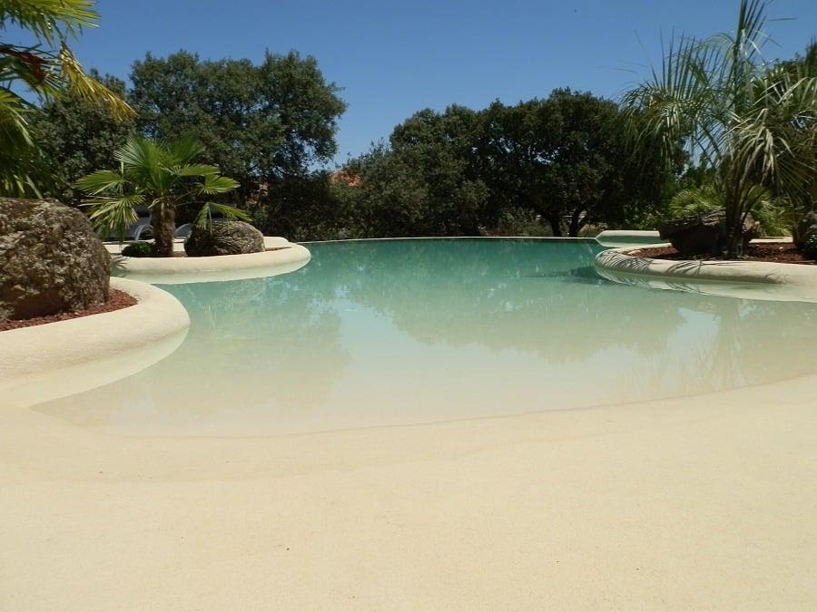 Atr vete con las piscinas de arena y acerca tu casa al mar - Precio piscinas de arena ...