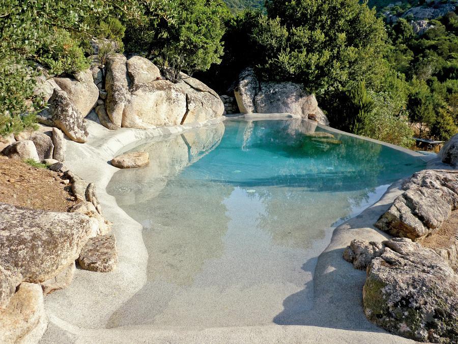 Atr vete con las piscinas de arena y acerca tu casa al mar for Piscinas en el patio de la casa