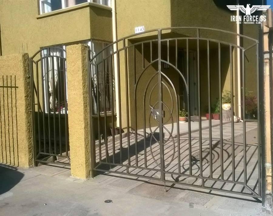 Protecciones para ventanas en fierro ideas construcci n casa - Proteccion para terrazas ...