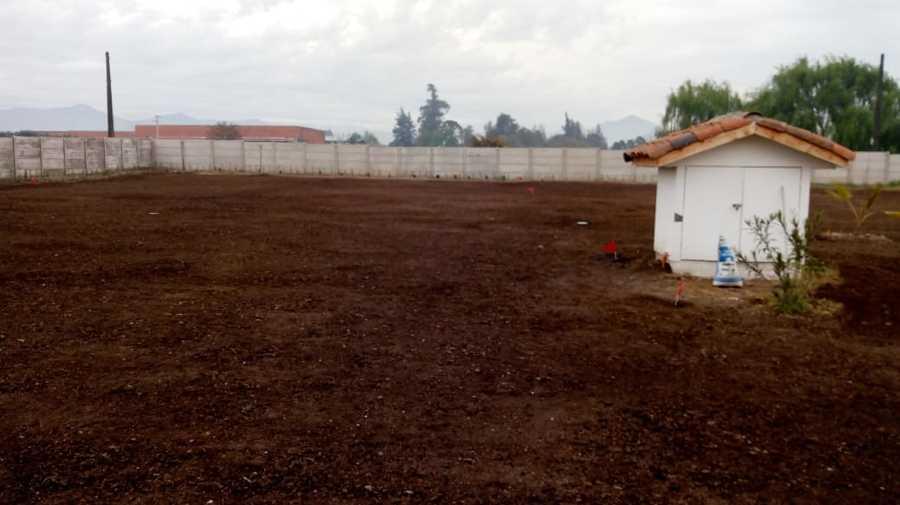 preparacion de terreno