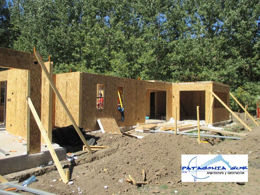 Proceso Construcción con Panel SIP